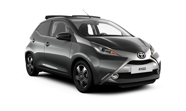 toyota aygo x clusiv all you could want for 2016 toyota. Black Bedroom Furniture Sets. Home Design Ideas