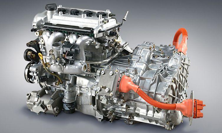 Prius 2 engine