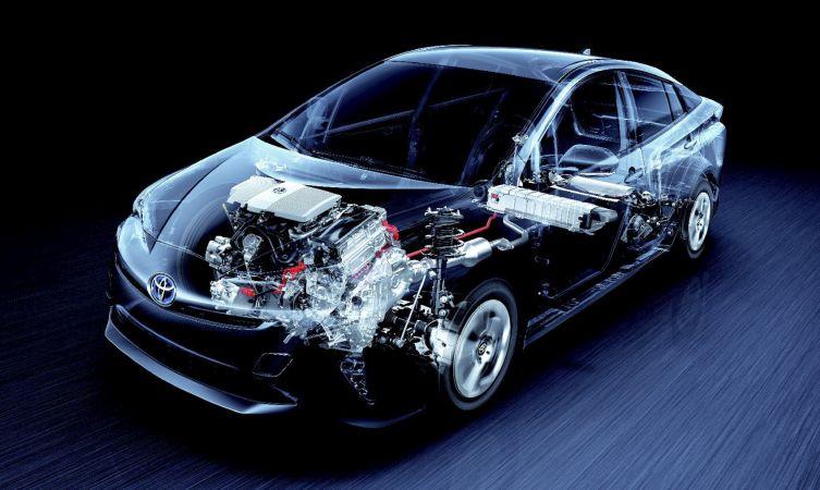 Pillars Of The 2016 Prius New Generation Hybrid System