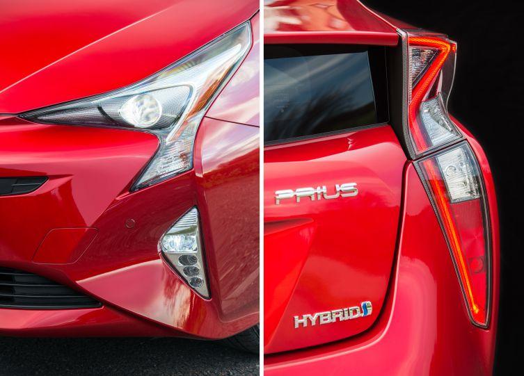 Prius Pillars Styling 03