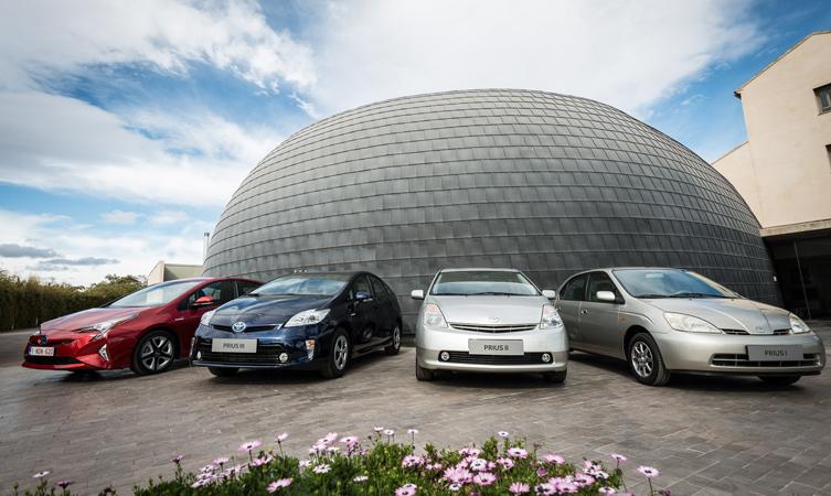 Toyota Prius Generations