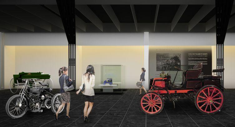 Toyota Automobile Museum 01