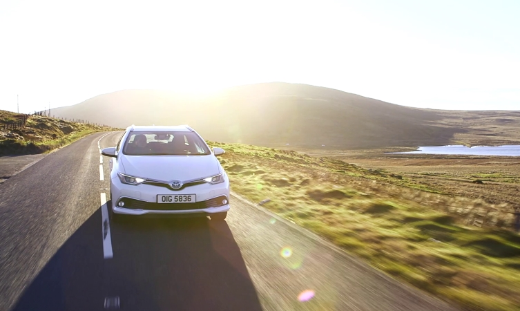 Toyota Hybrid in Northern Ireland