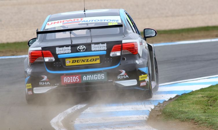 Tom Ingram (GBR) Speedworks Toyota Avensis