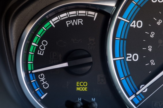 2016 Toyota Yaris Hybrid economy