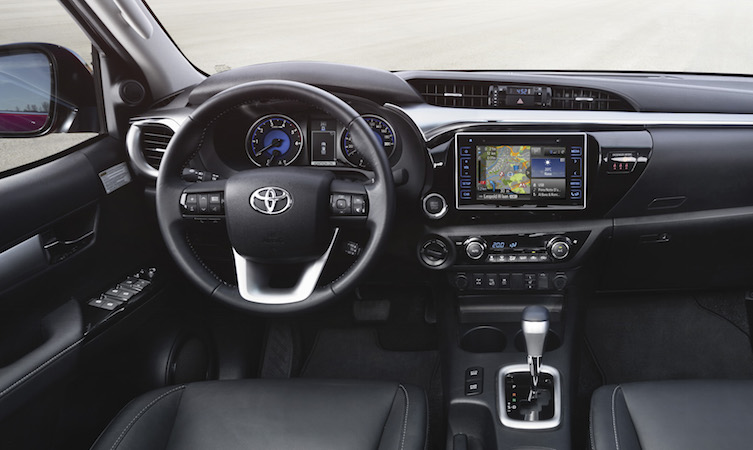 Toyota Touch2 With Go Receives Major Software Upgrade