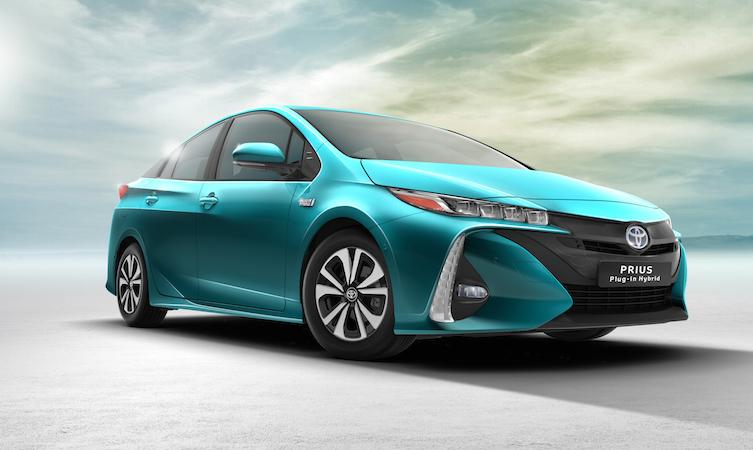 Toyota Prius Plug-in 2017