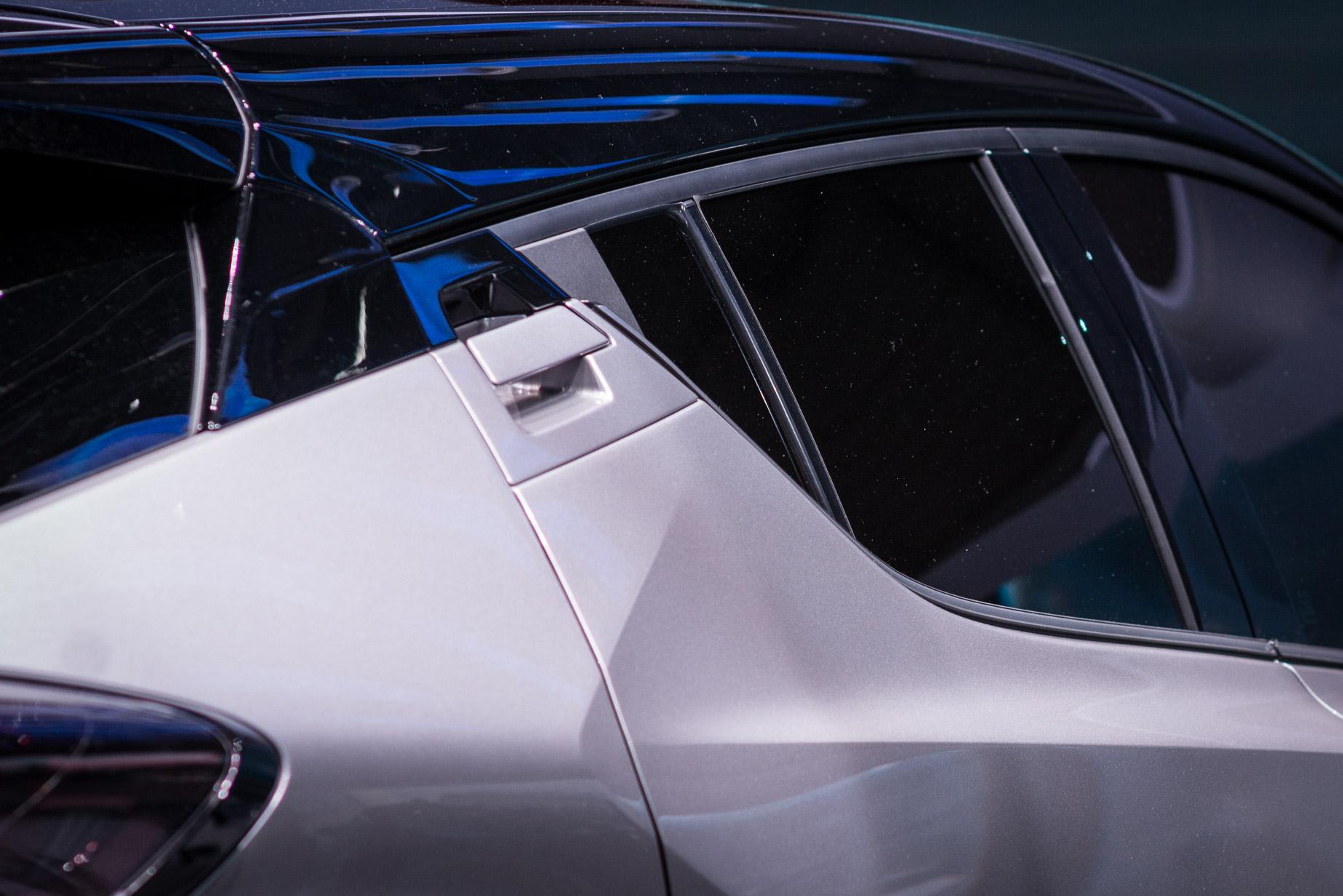 Toyota C-HR Door handle