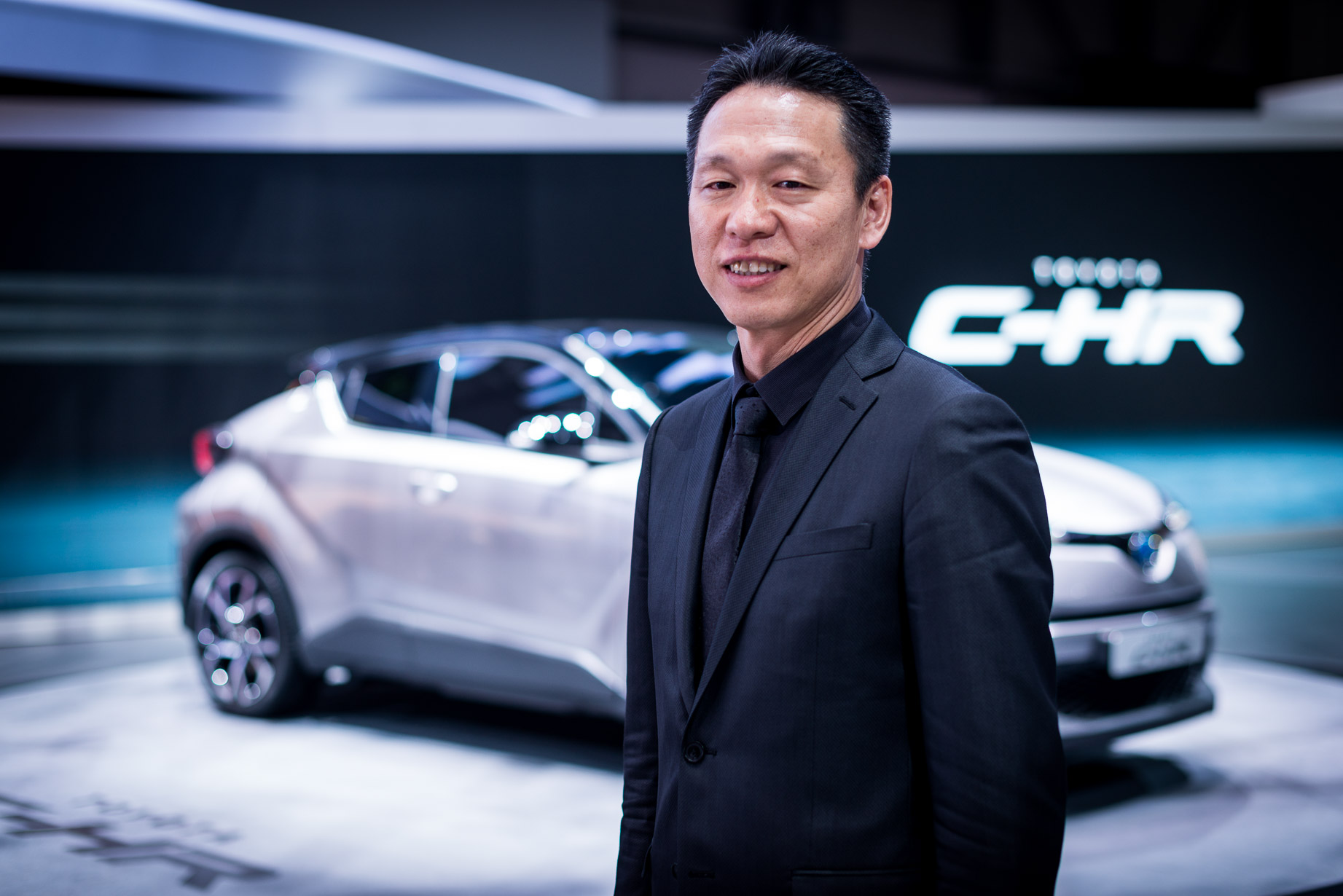 Toyota Hiroyuki Koba