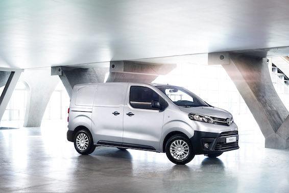 Toyota Proace Van Compact