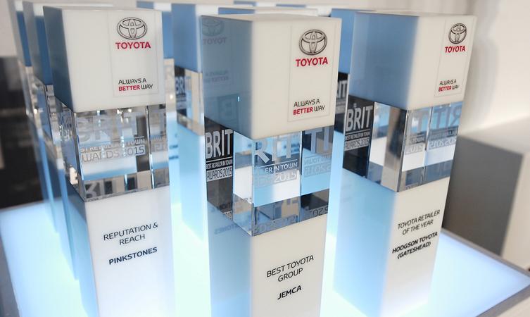 Toyota Brit Awards 2016