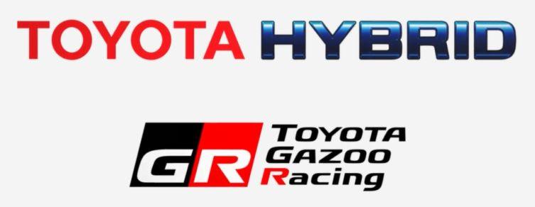 Toyota Hybrid logo