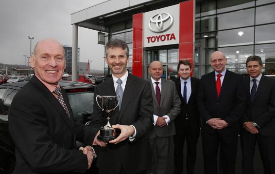 Toyota BRIT winners