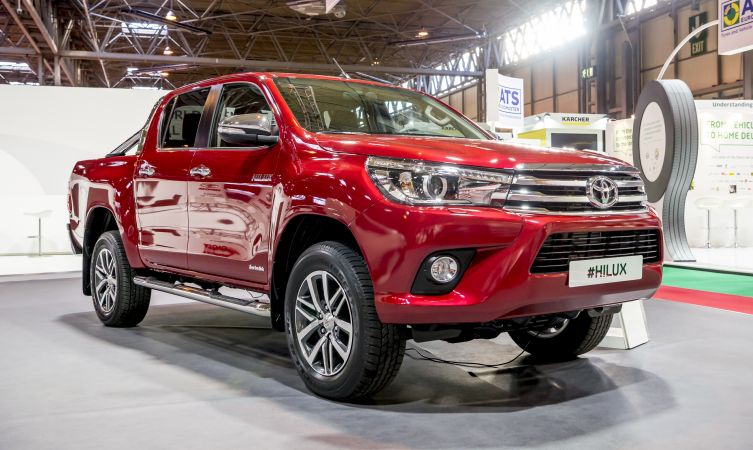 2016 toyota hilux price and specification - toyota