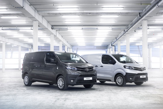885c1b357a1dd2 2016 Toyota Proace Van price and specification - Toyota