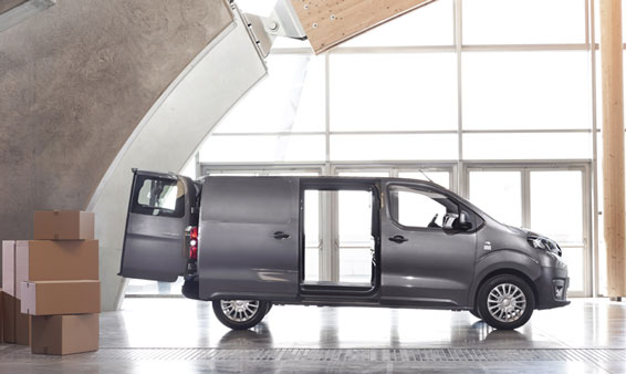 2016 toyota proace van price and specification toyota. Black Bedroom Furniture Sets. Home Design Ideas