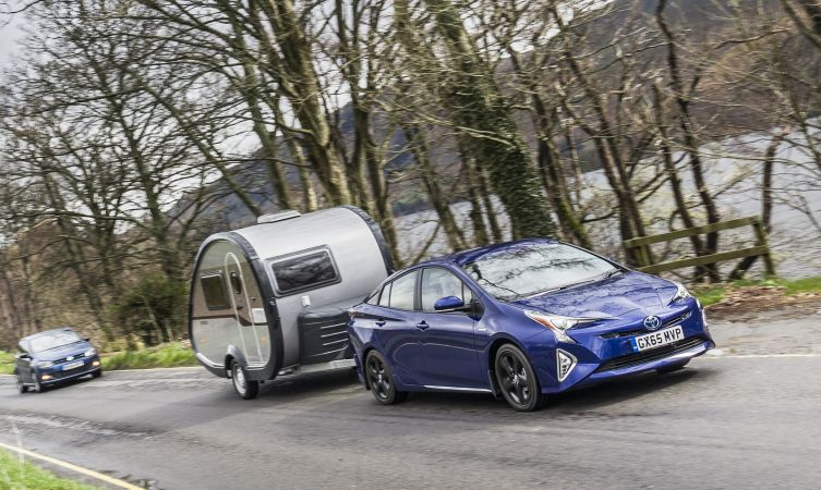 Towing the line with the new Toyota Prius Toyota
