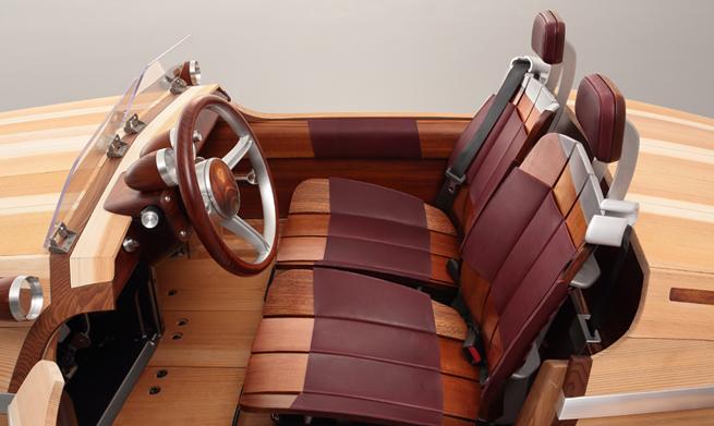 Toyota Setsuna seats