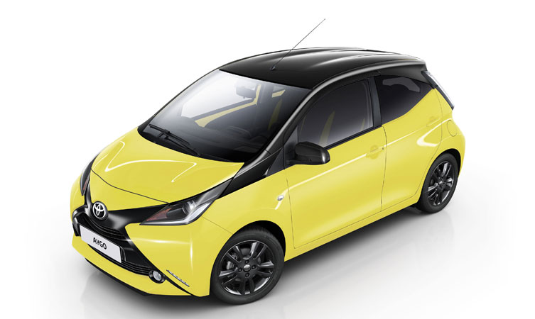 New Aygo X Cite The Buzz On The Street Toyota
