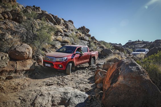 Toyota Hilux review 4