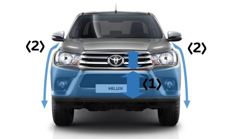 Hilux design 02