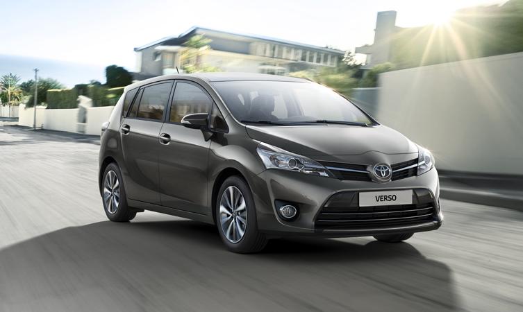 Honest John honours Toyota Verso for best 'real world mpg