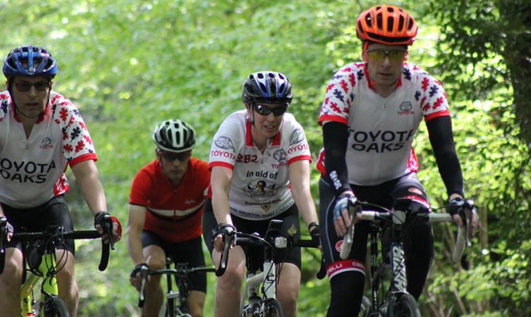 Toyota GB cycling