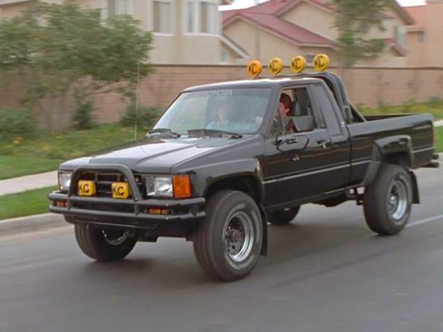 Marty McFly Hilux