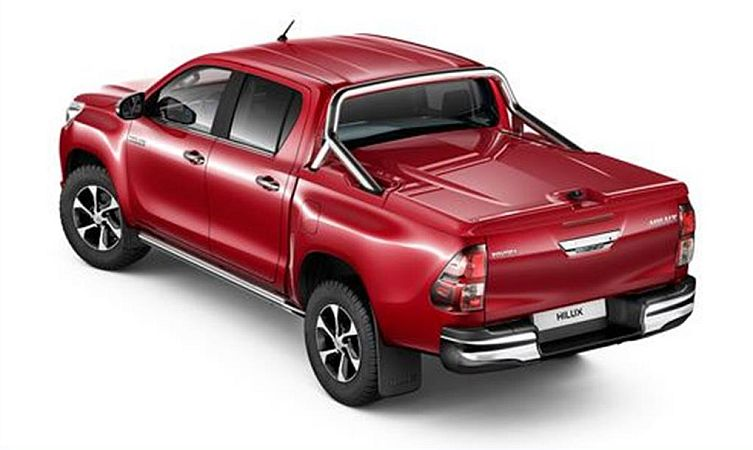 2016 Toyota Hilux What Accessories Are Available: Toyota Hilux Invincible Wiring Diagram At Shintaries.co