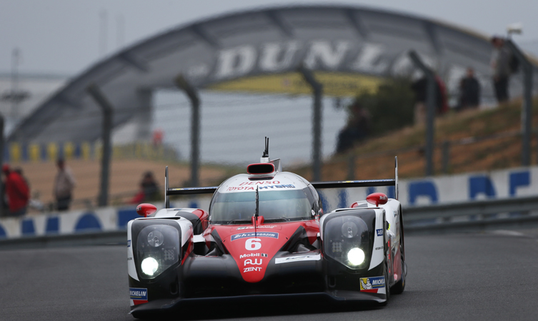 toyota gazoo racing primed and ready for le mans 24 hours toyota. Black Bedroom Furniture Sets. Home Design Ideas