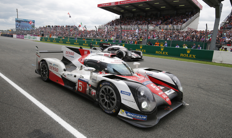 2016 Toyota Le Mans