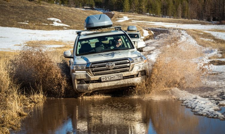 EverTest Land Cruiser 11