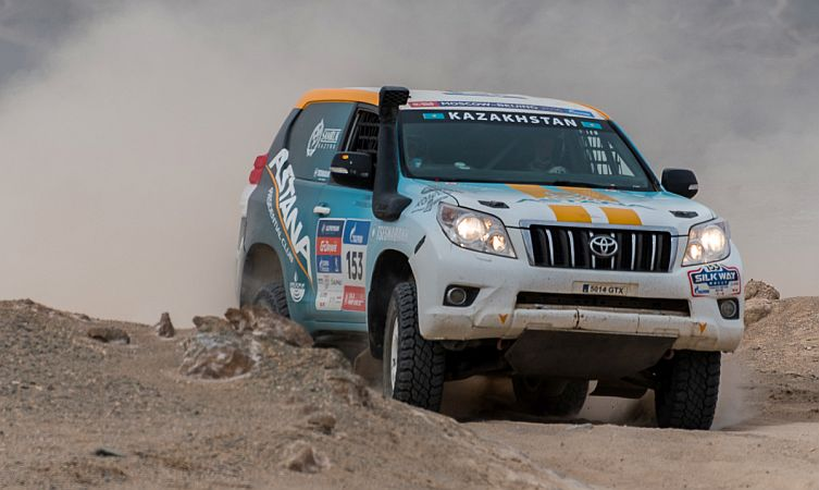 Silk Way Rally 07