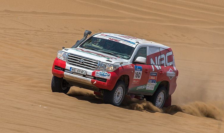 Silk Way Rally 12