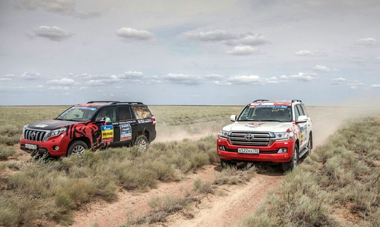 Silk Way Rally 13