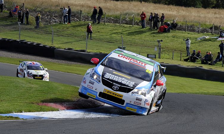 Tom Ingram (GBR) Speedworks Motorsport Toyota Avensis