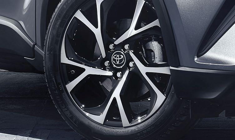C-HR wheels