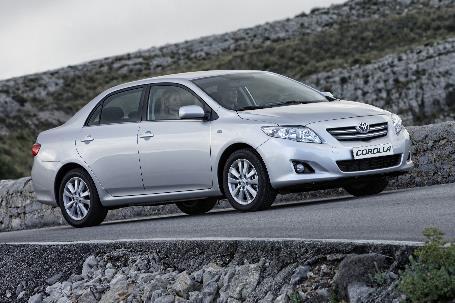 10th generation Toyota Corolla