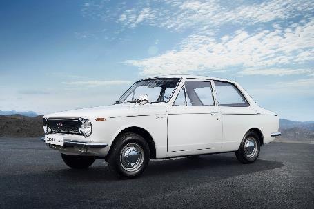 1st generation Toyota Corolla