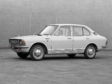 2nd generation Toyota Corolla
