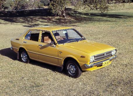 3rd generation Toyota Corolla