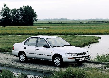 7th generation Toyota Corolla