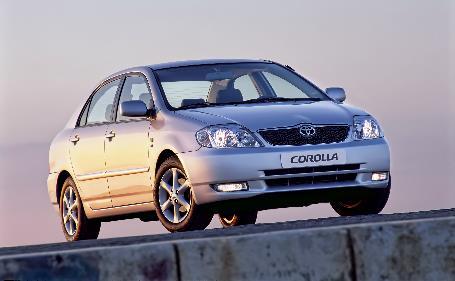 9th generation Toyota Corolla
