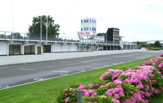 Goodwood Motor Circuit, formerly RAF Westhampnett