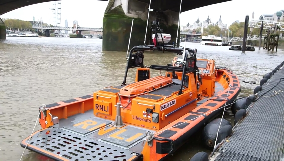 Billy's Britain at RNLI Tower Lifeboat Station