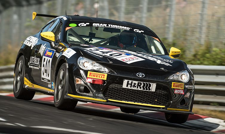 TOC and GT86 CS-Cup 06