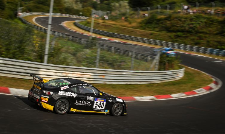 TOC and GT86 CS-Cup 07