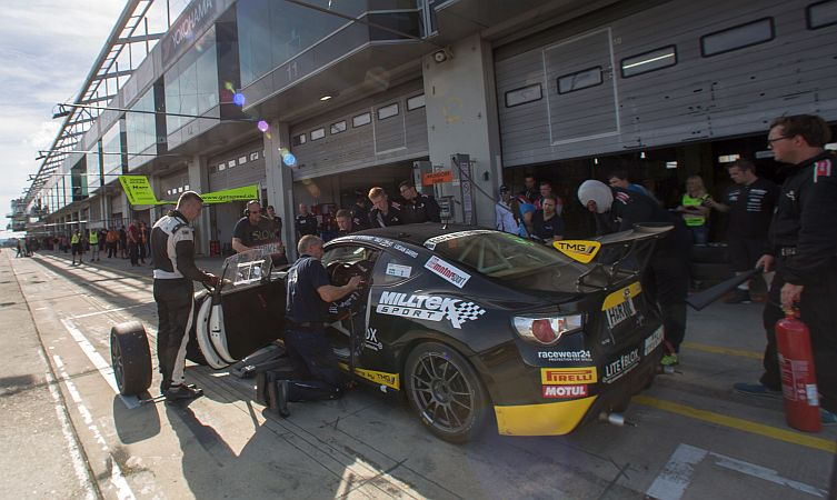 TOC and GT86 CS-Cup 08