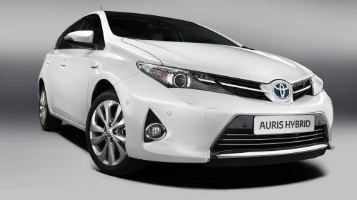 2012 Toyota Auris Hybrid