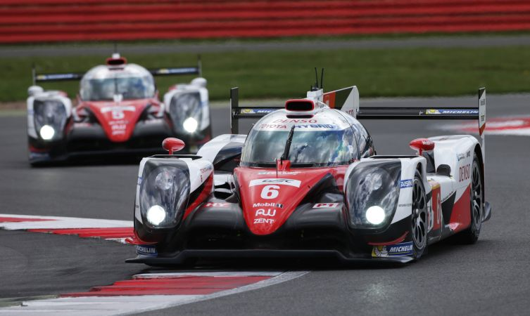 TOYOTA GAZOO Racing. World Endurance Championship.Silverstone 6 Hours. Silverstone, United Kingdom. 14th to 17th April 2016